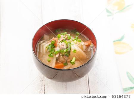 豬肉湯味o湯碗 65164875