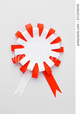 How to make polish paper cotillion at home. Step 15.  National symbol of Poland. 65169646