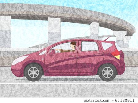 一個女人開車 65180911