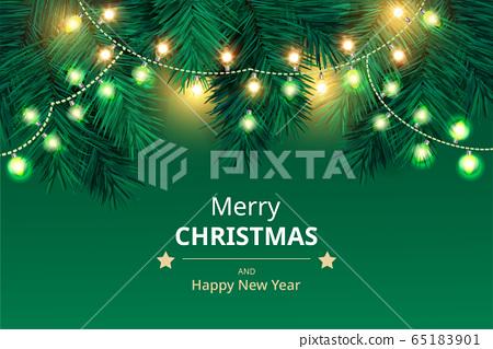聖誕新年彈出圖 65183901