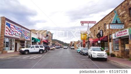 66號公路威廉斯,亞利桑那州城市景觀 65197156