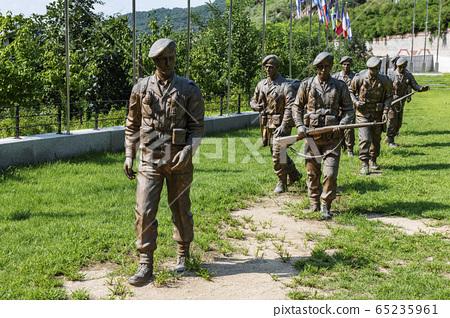 雕塑,英國軍事參會費,旅遊勝地 65235961