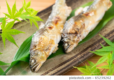 鹽烤香魚 65239262