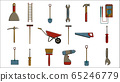 A large set of icons for construction 65246779