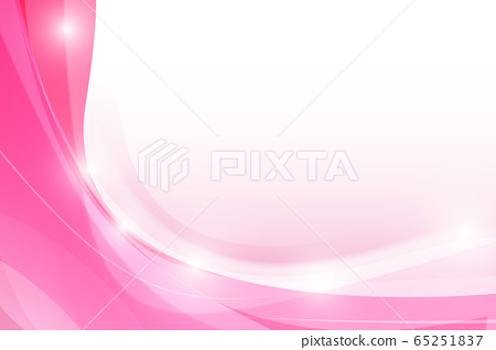 Abstract Pink background with simply curve 65251837