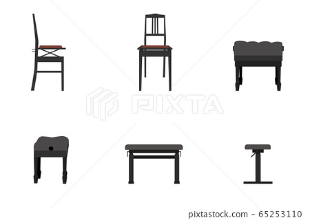 Piano chair set 65253110