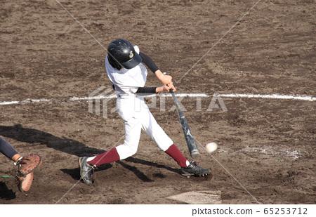 Baseball boy hit 65253712