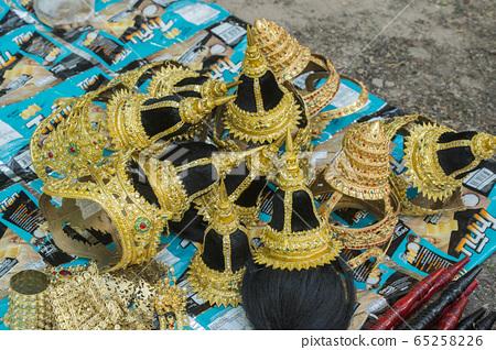ASIA THAILAND SUKHOTHAI LOY KRATHONG TRADITION 65258226