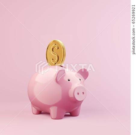 piggy bank 65269921
