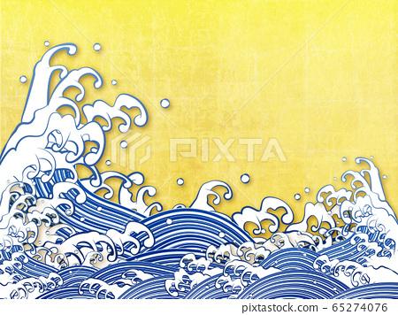 Big wave 65274076