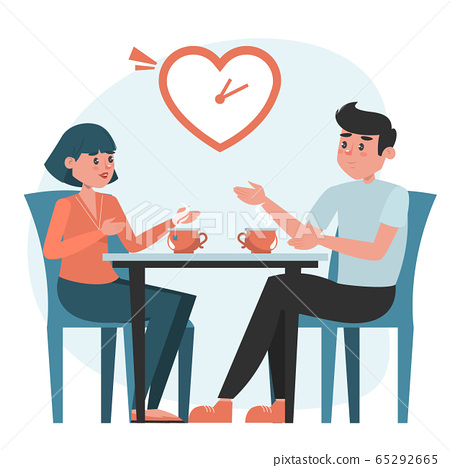 Speed Dating Woman