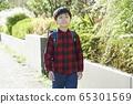 초등학생 등교 하교 65301569