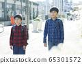 초등학생 등교 하교 65301572
