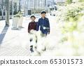 초등학생 등교 하교 65301573