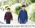 초등학생 등교 하교 65301574