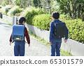 초등학생 등교 하교 65301579