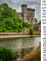 Kilkenny Castle At River Nore In Ireland 65304534