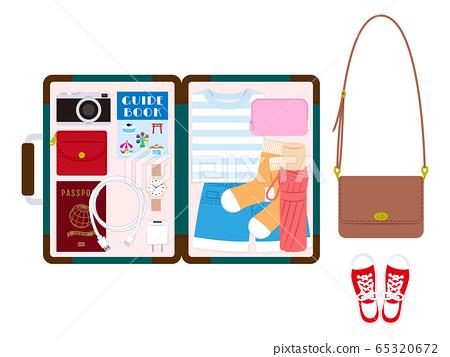 Travel luggage _ woman 65320672