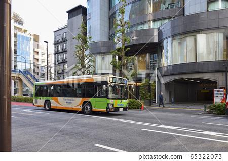Scenery of the city Harajuku 65322073