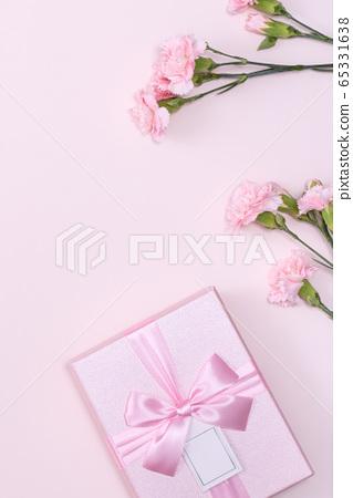 Yasuno Kaoru花束母親節康乃馨母親節康乃馨 65331638