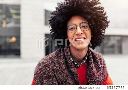 Stylish mixed race man, great design for any 65337775