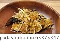 茄子蔥醬油 65375347