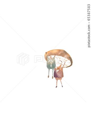 Fairy Shiitake 65387583