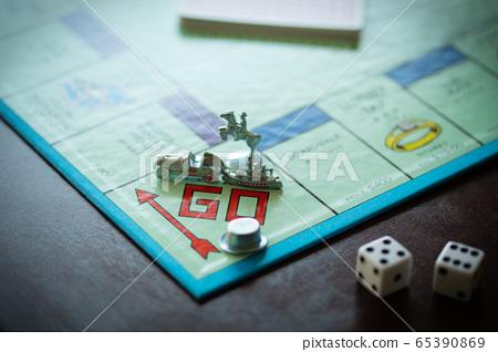 開始棋盤遊戲 65390869