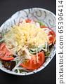 蒸蘿蔔蘿蔔番茄沙拉 65396414