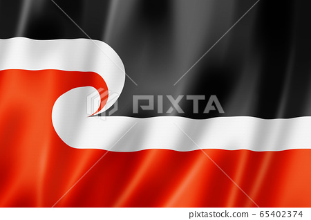 Maori ethnic flag, New Zealand 65402374