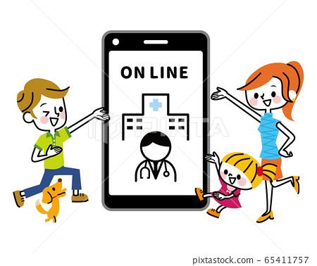 在線醫療家庭 65411757