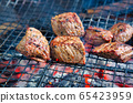 Meat barbecue 65423959