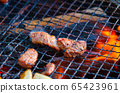 Meat barbecue 65423961