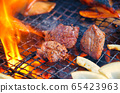 Meat barbecue 65423963