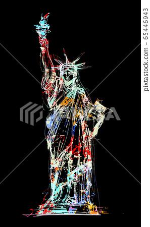 Statue of Liberty, New York, USA 65446943