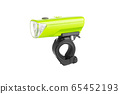 flashlight for Bicycle isolated 65452193
