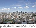 Sunny Tokyo city area 65457527