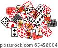 扑克牌(随机播放) 65458004