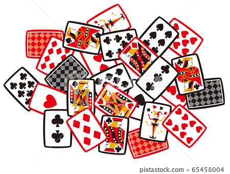 撲克牌(隨機播放) 65458004