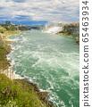 Beautiful Niagara Falls with American Falls in 65463934