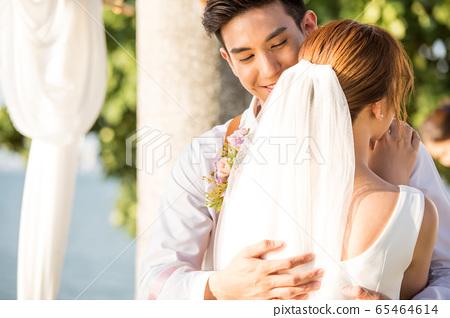 로맨틱 한 리조트 웨딩 65464614