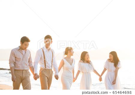 浪漫度假婚禮 65464698