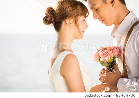 浪漫度假婚禮 65464730