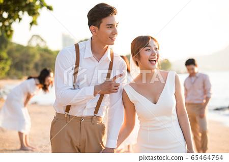 浪漫度假婚禮 65464764