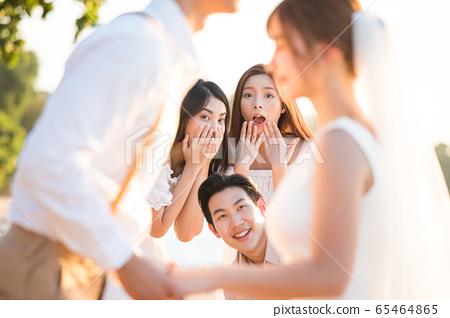 浪漫度假婚禮 65464865