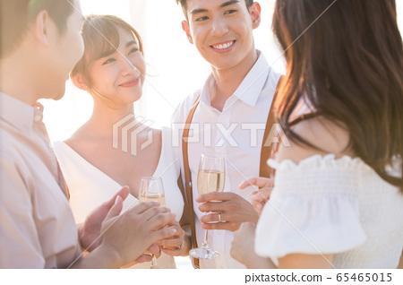浪漫度假婚禮 65465015