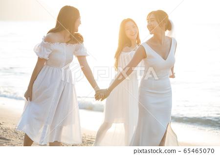 로맨틱 한 리조트 웨딩 65465070