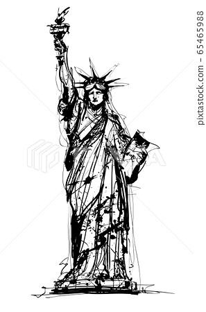 Statue of Liberty, New York, USA 65465988