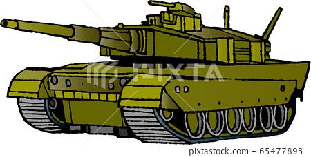 坦克 65477893