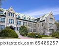 學校,高層建築,建築 65489257